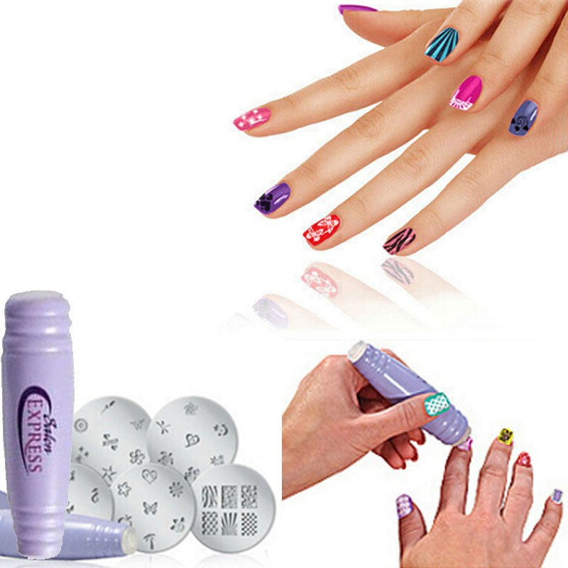 Style It Nail Stamps – Beverly Hills Beauty Shop