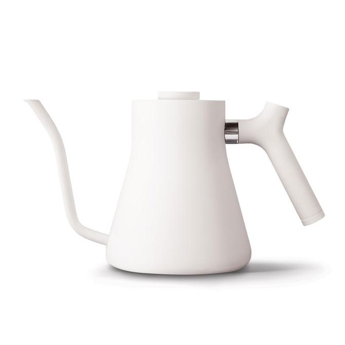 Fellow Stagg Pour-Over Kettle Stove Top Matte White
