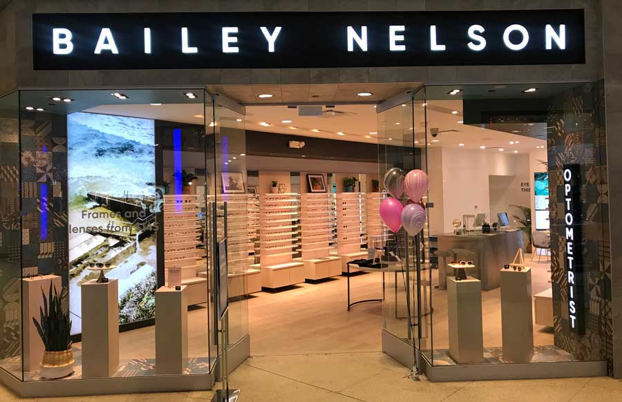 West Edmonton Mall Bailey Nelson Store