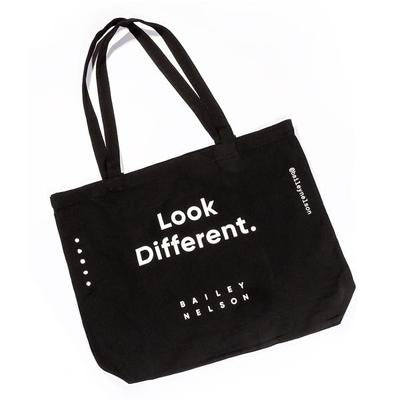 Look Different Tote Bag