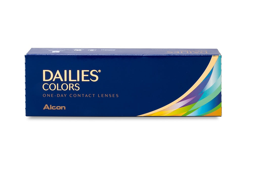 Dailies Colors Contact Lenses - 30 pack in 30 pack