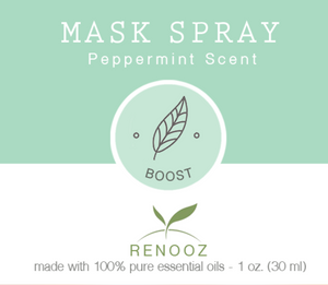 Face Mask Spray