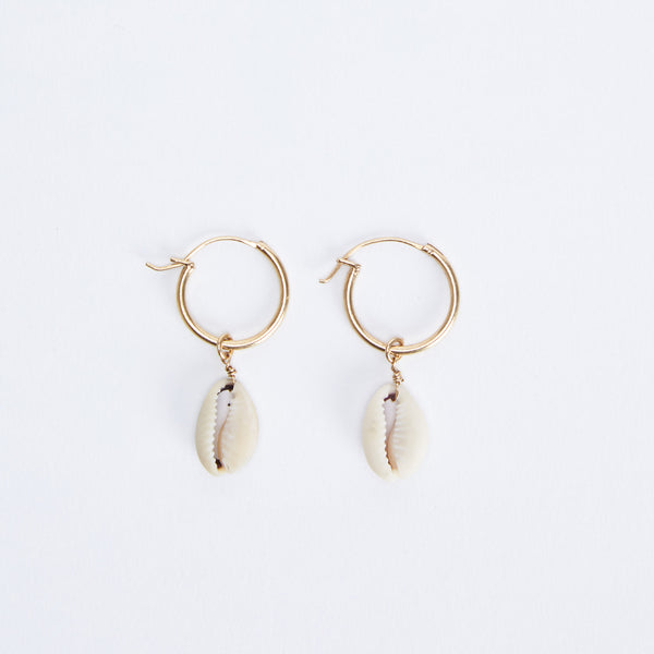 Coquillage Earrings