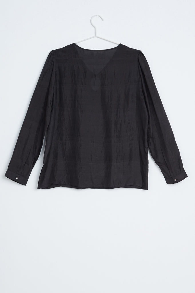 Hole Shirt - Silk
