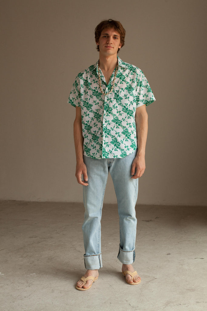 Unisex Tropical Shirt