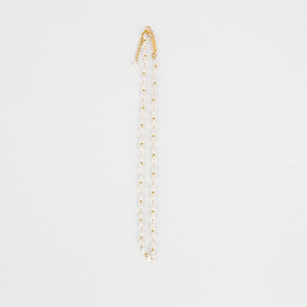 Pearl Thin Necklace