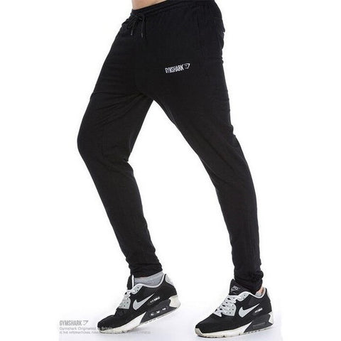 ASRV Wings Performance Gym Joggers - Black