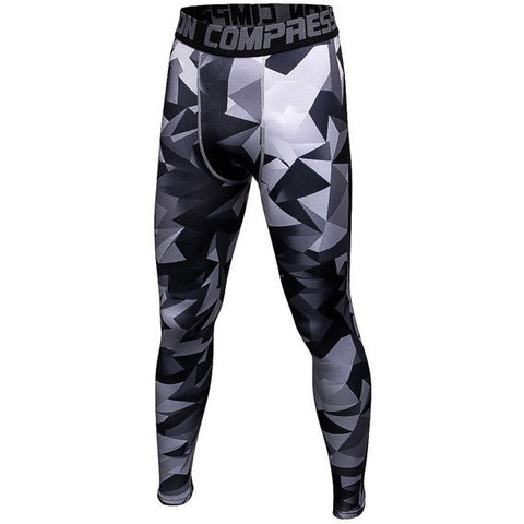Mens Sanjiao Compression Pants- Absolutely Aesthetic Apparel