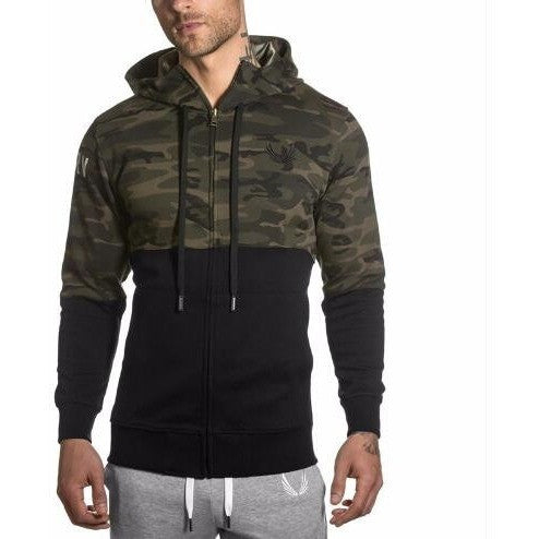 ASRV Camo Hoodie Sweatshirts - Absolutely Aesthetic Apparel