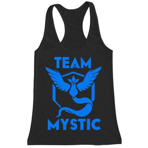 Team Mystic Gym Tank Top