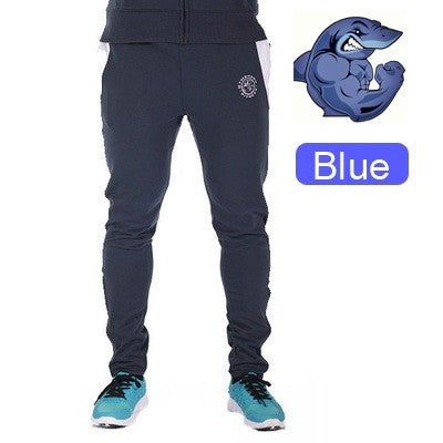 GymShark Joggers Blue - Absolutely Aesthetic Apparel