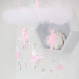 Ballerina Mobile - Pretty Yum Co
