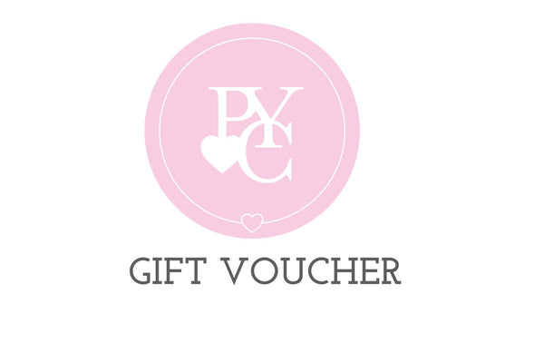 PYC Gift Card - Pretty Yum Co
