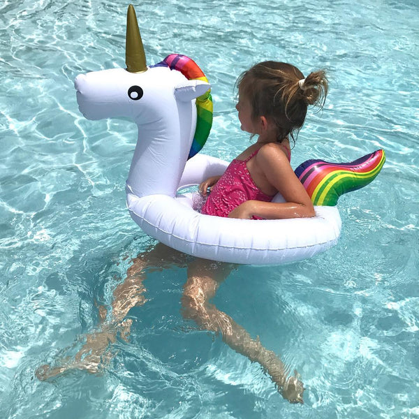 PYC Unicorn Baby Pool Float