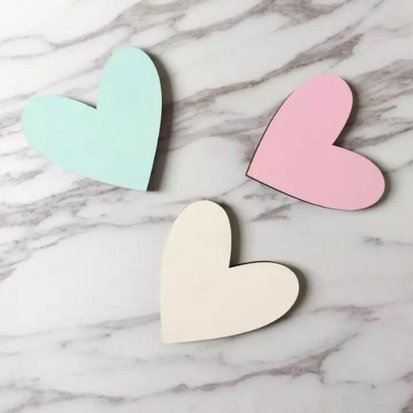 Heart Wall Hook - Pretty Yum Co