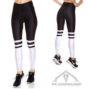 Sporty Referee Leggings