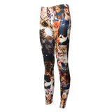 Cat Montage Leggings - The Leggings Shop