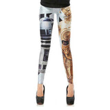 Droids You Are Looking For Leggings - The Leggings Shop