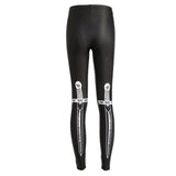 Knives Out Leggings - The Leggings Shop