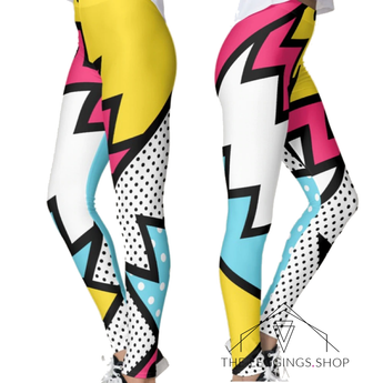 POW! Leggings