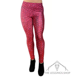 Red Dragon Egg Leggings