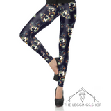 Big Bad Wolf Leggings - The Leggings Shop