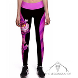 Cheshire Cat Leggings - The Leggings Shop