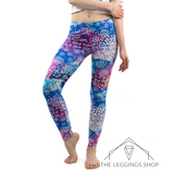 Mystical Nazca Leggings
