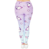 Unicorns and Cupcakes Leggings - The Leggings Shop