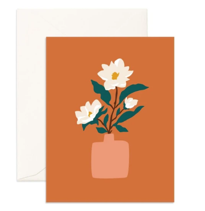 Muse Magnolias | Fox & Fallow Greeting Card