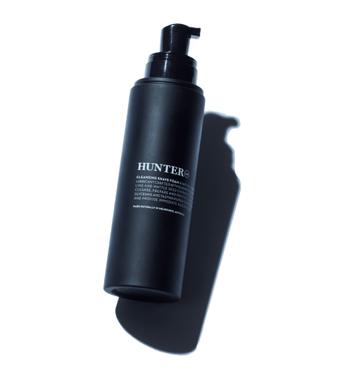 Cleansing Shave Foam | Hunter Lab | 200ml