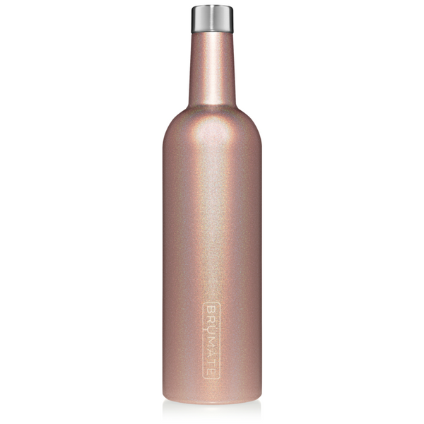 Winesulator Insulated Wine Bottle | BruMate