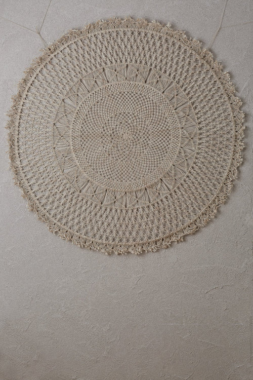 Small Mandala Wall Hanging 65cm - Whatever Mudgee Gifts & Homewares