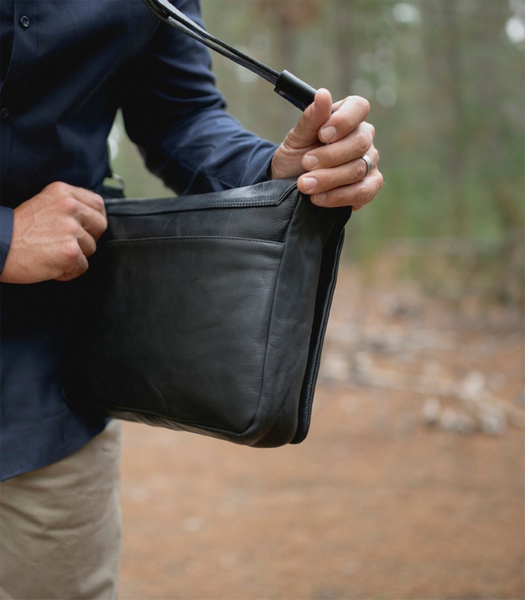 Alex Medium leather bag - Whatever Mudgee Gifts & Homewares