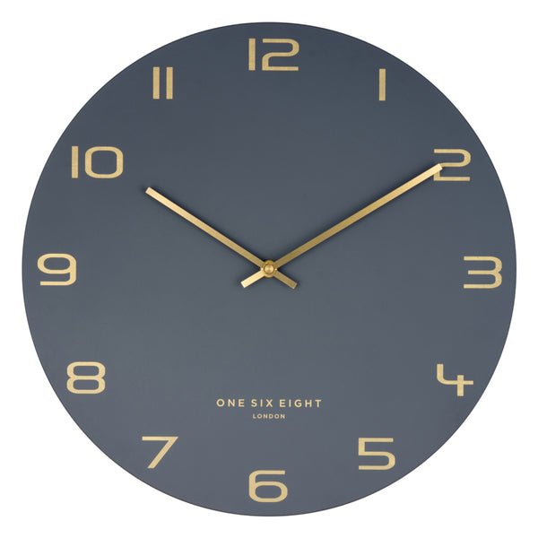 Blake | Silent Wall Clock | One Six Eight