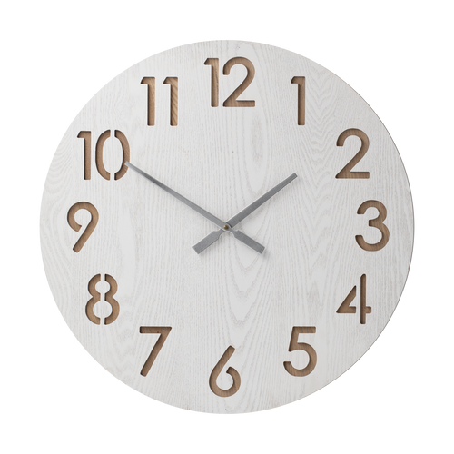 Henrik | White 60cm | Wall Clock