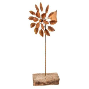 Petal Power Standing Windmill - Whatever Mudgee Gifts & Homewares