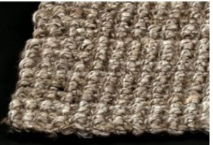 Natural Jute Boucle Latex Backed Rug - Whatever Mudgee Gifts & Homewares
