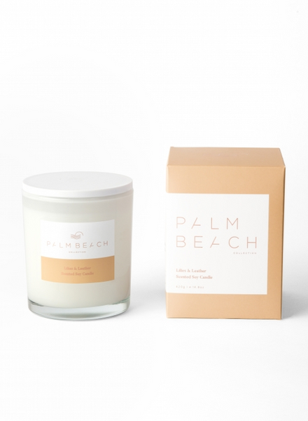 Palm Beach Lilies & Leather - Whatever Mudgee Gifts & Homewares