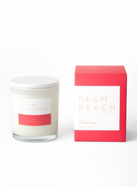 Posy Palm Beach Collection Candle - Whatever Mudgee Gifts & Homewares