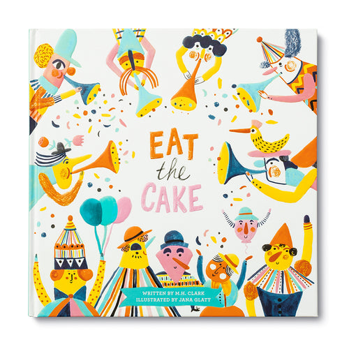 Eat The Cake | Book