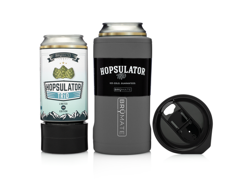 BruMate - Hopsulator Trio Grey