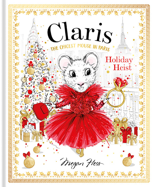 Claris Holiday Heist | Hardback