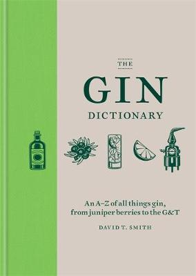 The Gin Dictionary | Hardback