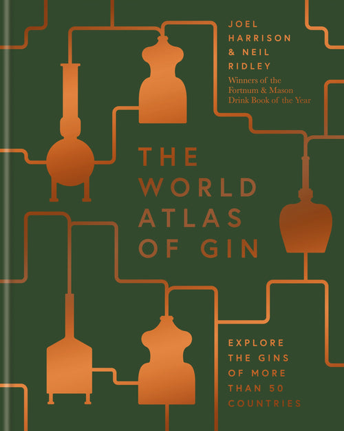 World Atlas Of Gin | Hardback
