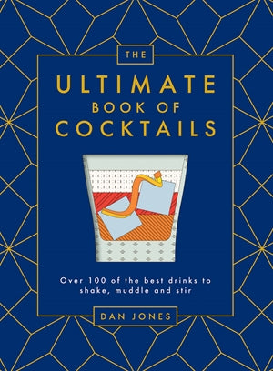 Ultimate Book Of Cocktails | Hardback