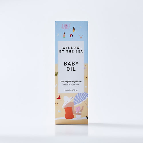 Baby Oil | Willow By The Sea