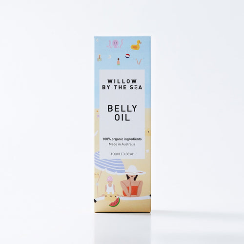 Belly Oil | Willow By The Sea