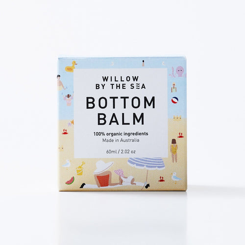 Bottom Balm | Willow By The Sea