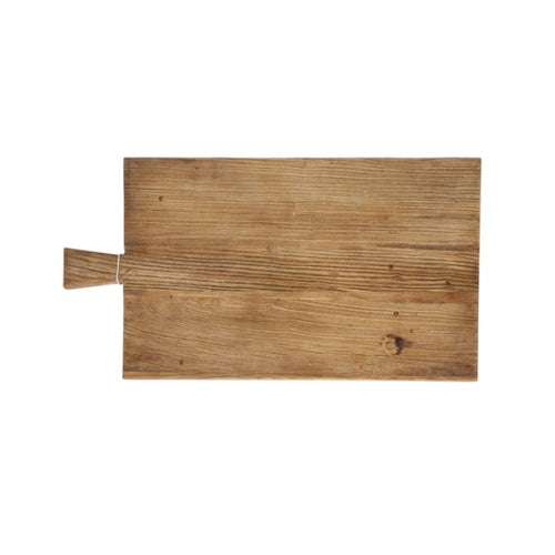 Serving Elm Board Platter | Small Rectangle